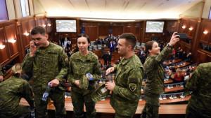 Skupština Kosova: Počinje transformacija Bezbednosnih snaga Kosova