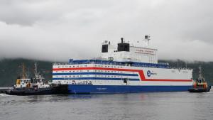 Rusija: Nuklearna elektrana zaplovila preko Arktika