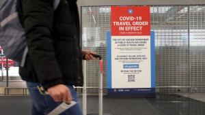 Korona virus: Čovek tri meseca proveo na čikaškom aerodromu zbog straha od Kovida