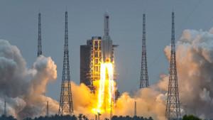 """Svemir i Zemlja: Ostaci kineske rakete se """"raspali nad Indijskim okeanom"""""""