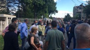 Protest u Beogradu: