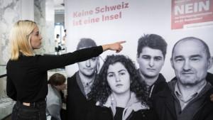 Švajcarska, EU i referendum: Odbijen predlog da se pooštri imigraciona politika