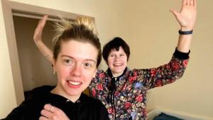 Rusija: Žena koja se nada da će joj biti dozvoljeno da usvoji prijateljicu