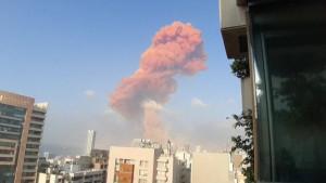 Eksplozija u Bejrutu: Veliki broj povređenih i ogromna šteta