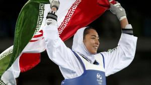 Iran: Jedina sportistkinja sa olimpijskom medaljom napustila zemlju