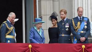 Hari i Megan: Kraljevski par traži izlaz