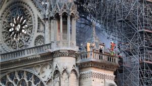Požar u Notr Damu: Kako izgleda katedrala nakon požara