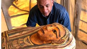 Drevni Egipat: Sarkofag star 2.500 godina otkriven drevnom groblju