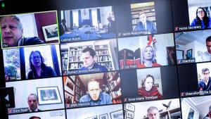 Korona virus i aplikacije za video poziv: Kako okupiti porodicu preko ekrana