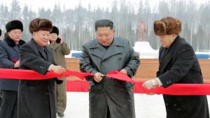 Kim Džong Un: Vrhovni vođa Severne Koreje otvorio socijalistički grad iz bajke
