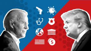 Predsednički izbori u Americi 2020: Koje su politike Trampa i Bajdena - šta govore o oružju, rasizmu, klimatskim promenama