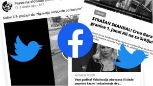 Vakcine, korona, otvaranje granica, Crna Gora, hakeri: Pregled lažnih vesti i dezinformacija u Srbiji i regionu