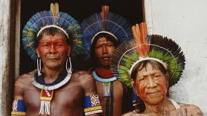 Amazonija: Starosedelačka plemena - nekada neprijatelji, a sada ujedinjeni protiv krčenja šuma