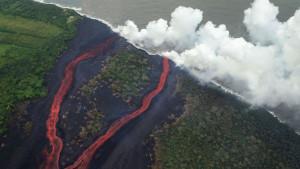 Vulkani i priroda: Smrtonosni poljubac - šta se desi kada se sretnu vulkanska lava i more