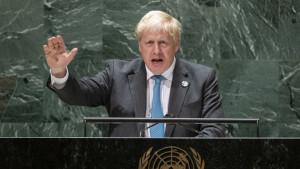 """Klimatske promene: Britanski premijer kaže da """"čovečanstvo dostiže prekretnicu, vreme je da odrastemo"""