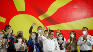 Izbori u Severnoj Makedoniji: Glasanje u kome su pobedili svi, i nije pobedio niko