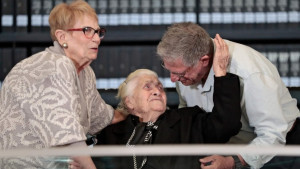 Drugi svetski rat: Prvi susret Grkinje i jevrejske porodice koju je spasila od Holokausta