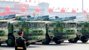 Vojska i Kina: U Pekingu negiraju da su testirali nuklearno hipersonično oružje