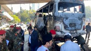 Sirija: U eksploziji autobusa u Damasku poginulo 13 ljudi