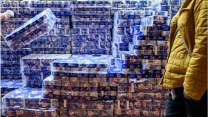 Korona virus: Naoružani pljačkaši ukrali stotine rolni toalet papira u Hongkongu