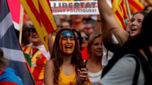 Nacionalni dan Katalonije privukao milion ljudi