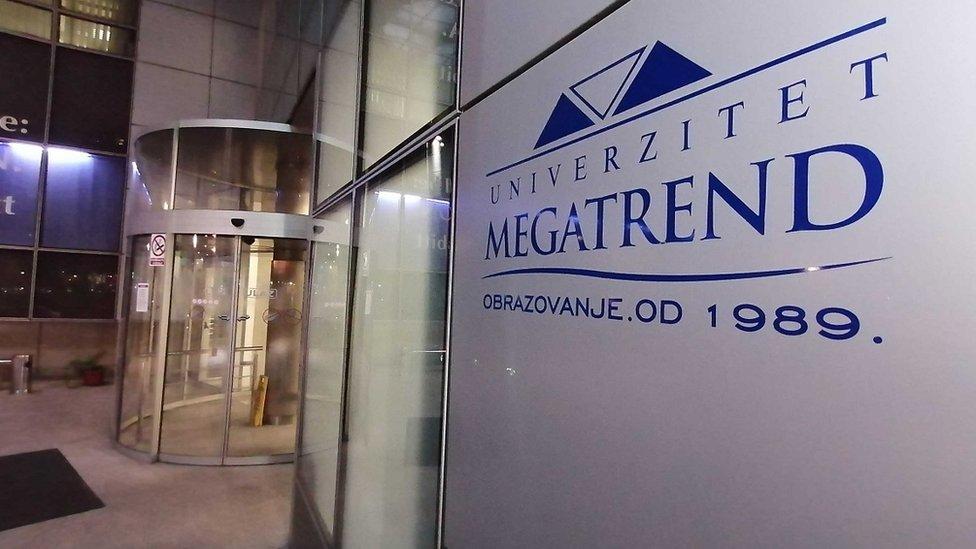 Slučaj Megatrend: Šta nedavne afere znače za studente ovog fakulteta
