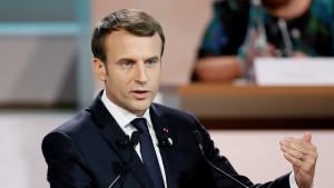 Emanuel Makron poziva na renesansu EU pred izbore za Evropski parlament