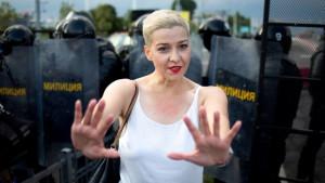 Previranja u Belorusiji: Kolesnikova optužena da podriva nacionalnu bezbednost