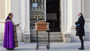 Virus korona: Kako Kovid-19 uskraćuje dostojanstvo mrtvima u Italiji
