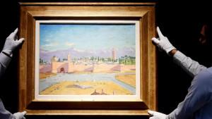 Anđelina Džoli prodala Čerčilovu sliku za osam miliona evra