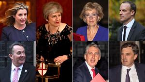 Bregzit: Teraza Mej se suočava sa mogućim padom vlade