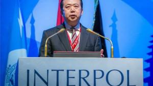Šef Interpola Meng Hongvei nestao tokom putovanja u Kinu