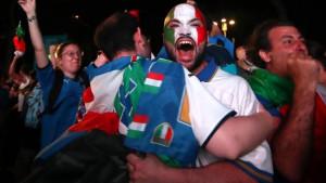 """Italija, fudbal i Euro 2020: """"Stalno nam je vaša slika bila pred očima, bili ste nam u srcima - bol onih koji su patili"""