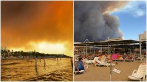 Turska i klimatske promene: Požari se šire po jugu zemlje, šta je sa turistima iz Srbije