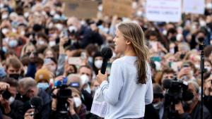 Izbori u Nemačkoj: Protesti protiv klimatskih promena u gradovima širom zemlje