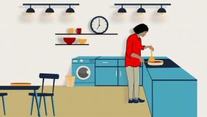 Korona virus i žene: Više kućnih poslova poništilo je napredak u rodnoj ravnopravnosti