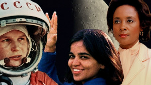 Svemir i imena: Zašto samo 26 žena ima svoj krater na Mesecu