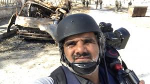 Sirija, rat i hrabrost: Fotograf Abud Hamam i zanat koji mu je spasio život