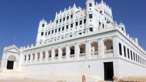 """U fotografijama: Rat u Jemenu - Sultanskoj palati """"preti urušavanje"""""""